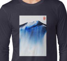 Quiet Mountain Long Sleeve T-Shirt