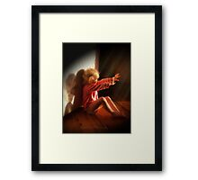 """Angel Within"" Framed Print"