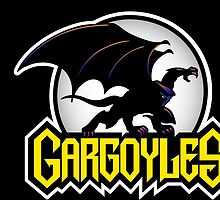 Gargoyles by TheRonSwanson