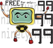 FREE for only 9999.99 by msgdesign