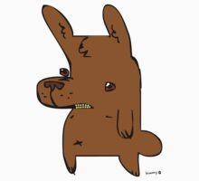 a gosh dang bear by BimmyVandal