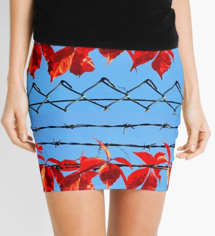 Vine wire Mini Skirt