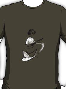 Princess Leia Star Wars Mermaid T-Shirt