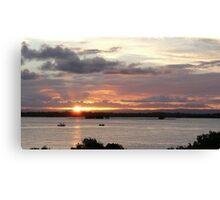 Pumestone Passage - Bribie Island Canvas Print