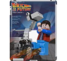 Brick to the Future iPad Case/Skin
