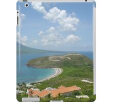 a vast Saint Kitts and Nevis landscape iPad Case/Skin
