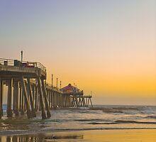 California Dreaming - Newport Beach, CA by Howard Simpson