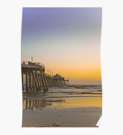 California Dreaming - Newport Beach, CA Poster