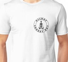 Allday Chubby Boy Rapper  Unisex T-Shirt
