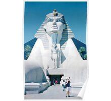 Vegas Sphinx Poster