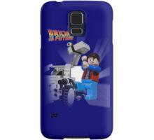 Brick to the Future Samsung Galaxy Case/Skin