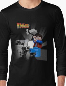 Brick to the Future Long Sleeve T-Shirt
