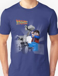 Brick to the Future T-Shirt