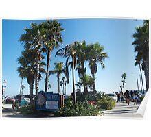 Balboa Pier Poster