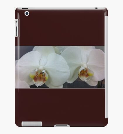 Orchid Friends iPad Case/Skin