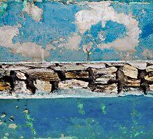 Fair weather on the breakwater by Susana Weber