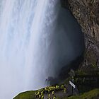 Smallness of Mankind (Niagara Falls) by Yannik Hay