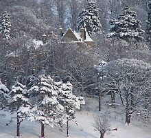 Venlaw Winter Wonderland by mysticcatnip
