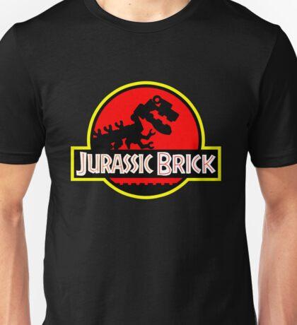 Jurassic Brick Unisex T-Shirt