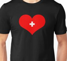 Nurse Love Unisex T-Shirt