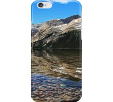 Bow Lake Painted iPhone Case/Skin
