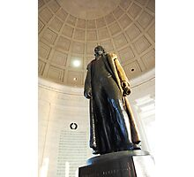 Eternal Hostility of Thomas Jefferson, Washington, DC Photographic Print