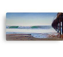 """""""Southside Ventura pier"""" Canvas Print"""