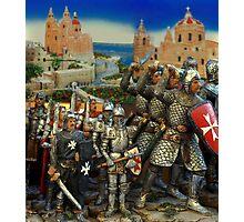 Maltese Crusades Photographic Print