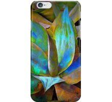 colorful cactus iPhone Case/Skin