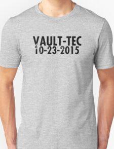 Vault Tec - 2015 Release Unisex T-Shirt