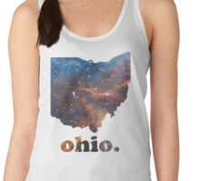 Ohio Big Galaxy Women's Tank Top