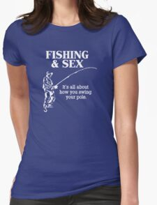 Fly Fishing BASS Funny T-Shirt
