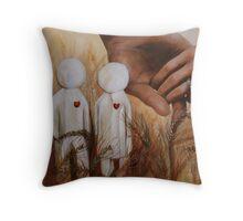 Everlasting covenant. Throw Pillow