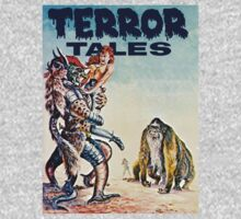 Terror Tales - Textless Cover Art 1 by toppestpower