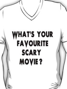 Scream - Scary Movie T-Shirt