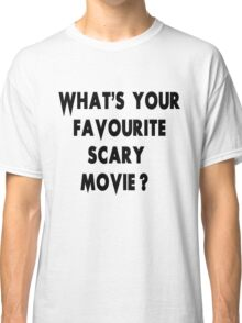 Scream - Scary Movie Classic T-Shirt