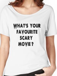 Scream - Scary Movie Women's Relaxed Fit T-Shirt