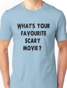 Scream - Scary Movie Unisex T-Shirt