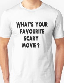 Scream - Scary Movie T-Shirt