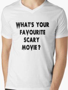 Scream - Scary Movie Mens V-Neck T-Shirt