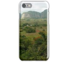 an exciting Cuba landscape iPhone Case/Skin
