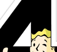 Fallout 4 confirmed Sticker