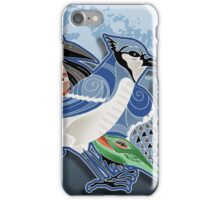 the bluejay iPhone Case/Skin