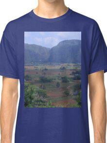 an incredible Cuba landscape Classic T-Shirt
