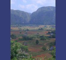 an incredible Cuba landscape Unisex T-Shirt