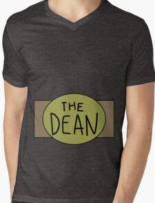 The Dean Championship Belt Mens V-Neck T-Shirt