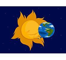 Global Warming #2 Photographic Print