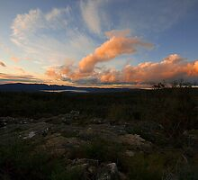 Devils Peak by davecourt