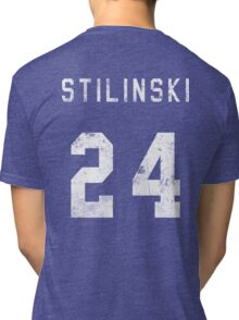 Stilinski Jersey Tri-blend T-Shirt