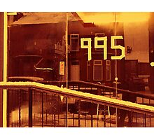 995 Reflection Photographic Print